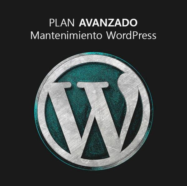 Plan avanzado de mantenimiento WordPress